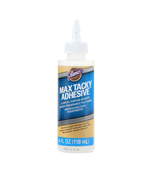 Aleene's ® Max Tacky Adhesive ™