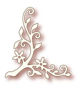 Wild Rose Studio Specialty Leafy Branch Die