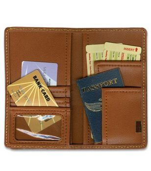 Jolee's By You Stickers-Passport Holder