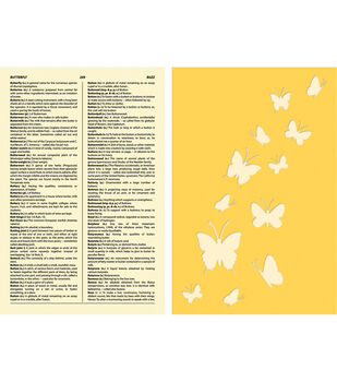 Jillibean Soup Butterfly Stamp/Stencil Set