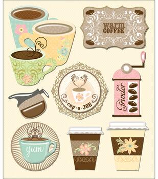 Sticker Medley-Coffee