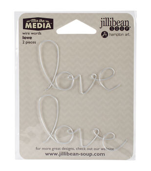 Jillibean Soup Mix The Media Love Wire Words