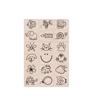 Hero Arts Ink 'n' Stamp Set