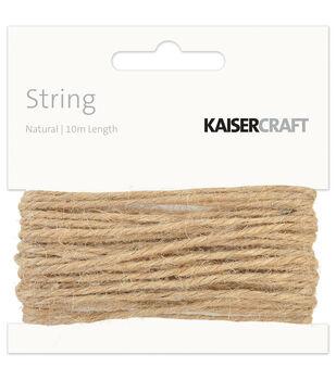 Natural String 32'-