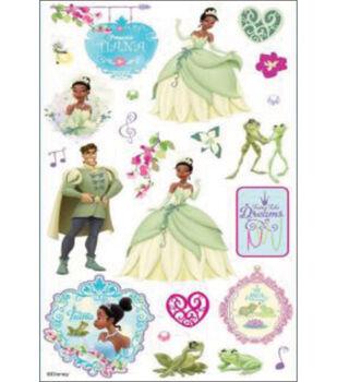 EK Success Disney Classic Sticker-Princess And The Frog