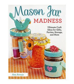 Mason Jar Madness Decor Book