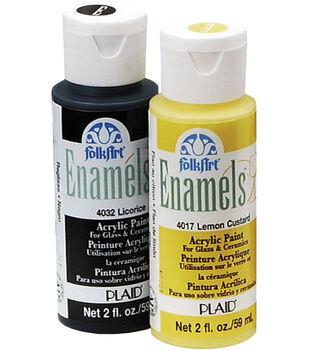 FolkArt Enamel Acrylic Paint