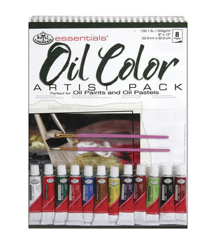 Royal Brush Essentials Artist Pack-Oil Color