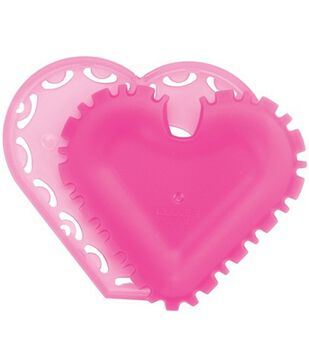 Clover® Quick Yo Yo Maker-Heart Shaped-Small
