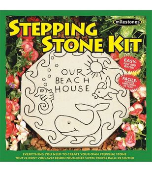 Original Octagon Stepping Stone Kit