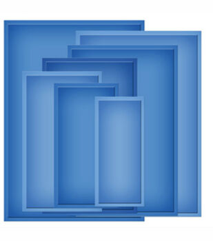 Spellbinders Nestabilities Card Creator Matting Basics B