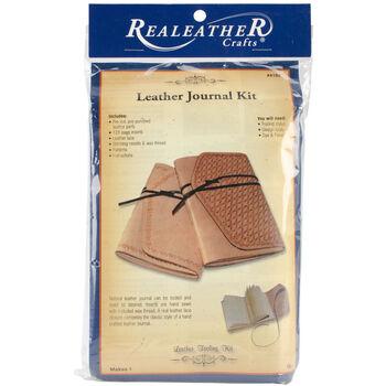 Silver Creek Leather Kit Journal