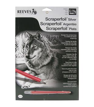 Wolf -Scraperfoil Silver