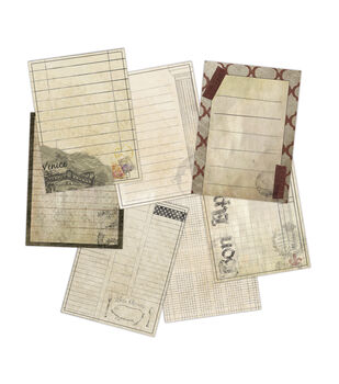 7 Gypsies Epicurean Journal Pages