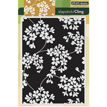 Penny Black Cling Stamp Glory of Modesty