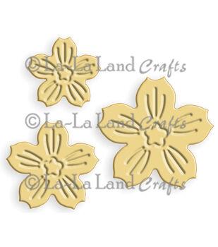 "La-La Land Die-Cherry Blossom Flowers, 2""X1.75"""
