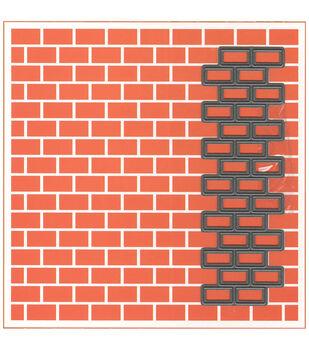 Marianne Design Bricks Embossing Folder & Die