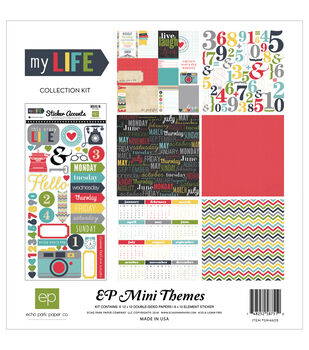 "My Life Collection Kit 12""X12""-"