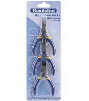 Beadalon Mini Tool Kit 3/Pkg