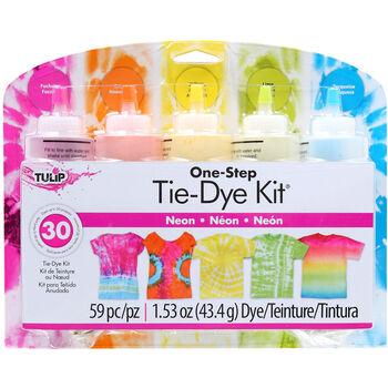 Tulip One-Step Large Tie Dye Kit Neon