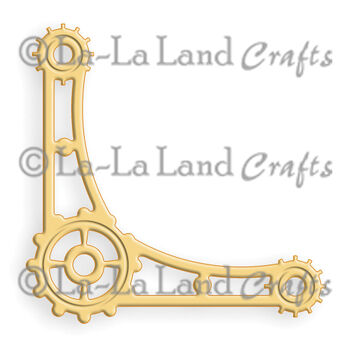 La-La Land Crafts Die Steampunk Corner