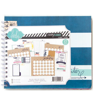 "Hello Today Memory Planner 10.5""X8.75"""