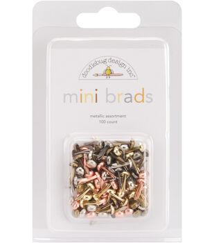 Mini Brad Multipacks 100/Pkg