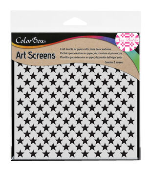 Clearsnap ColorBox Stars Screens