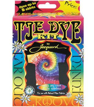 Jacquard Tie Dye Kit-Funky & Groovy