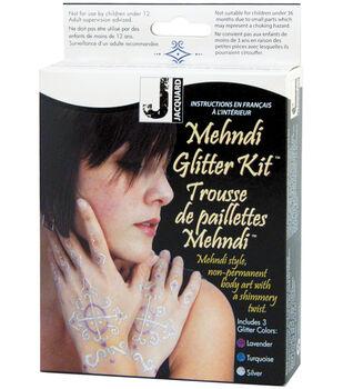 Jacquard Mehndi Glitter Kit