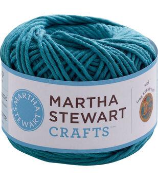 Martha Stewart Crafts Cotton Hemp Yarn