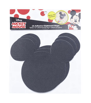 Disney Mickey Mouse Ears Adhesive Chalkboard Small