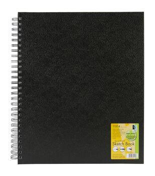 """Art Alternatives Wire Bound Sketchbook 11""""X14""""-80 Sheets"""