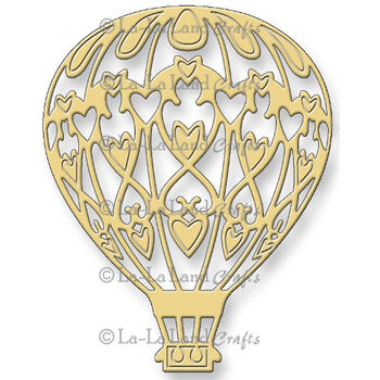 La-La Land Die Hot Air Balloon