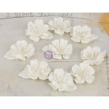 Prima Marketing Lil Missy Mulberry Paper Flowers 71689