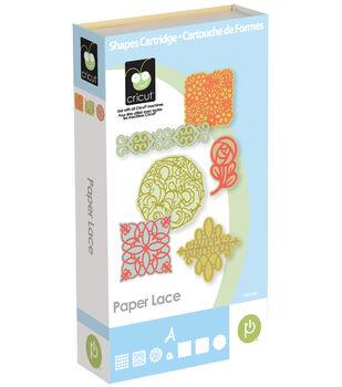 Cricut® Paper Lace Cartridge