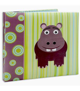 "3D Scrapbook 12""x12-Hippo"