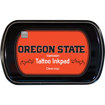 Clearsnap Colobox Licensed Tattoo Inkpad Oregon State University