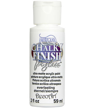 Americana Chalky Finish For Glass 2oz