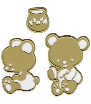 Joy! Craft Cut & Emboss Honey Bears Dies