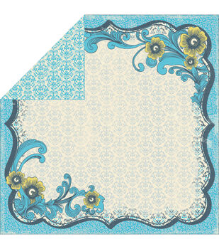 """Favorite Double-Sided Cardstock 12""""X12""""-Memorable"""