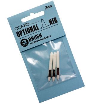 Copic Original Brush Nibs 3/Pk