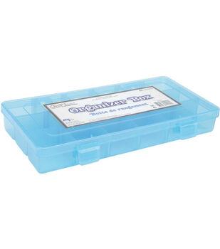 """Bead Organizer Box 8-7/8""""X4-1/4""""X1-3/8"""""""