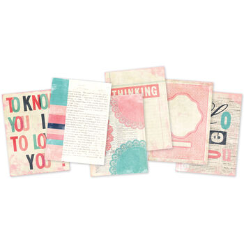 Glitz Design Love You Madly Paper Layers