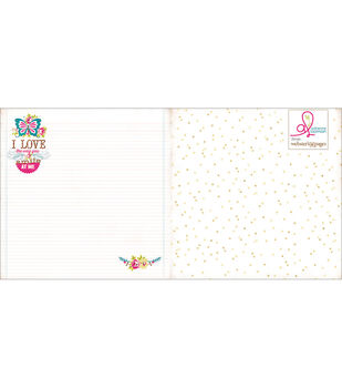 Webster's Pages Sweet Routine Your Smile Double-Sided Cardstock