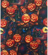 Holiday Inspirations Fabric-Bellknobs and Broomsticks