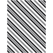 Darice Embossing Folder Stripe