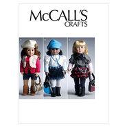 Mccall Pattern M6480 One Size O-Mccall Pattern