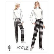 Mccall Pattern V1003 12 -Vogue Pattern