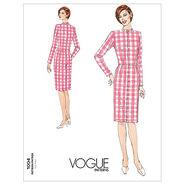 Mccall Pattern V1004 6 -Vogue Pattern